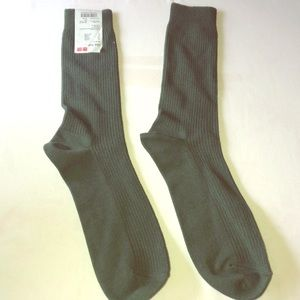 Other - Green Casual Socks Mens (one size)
